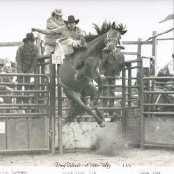 Doug Richards - Rodeo Buck riding